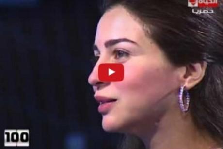 بالفيديو - مي عزّ الدين تكشف نقطة ضعفها وماذا تكره بنفسها وعمّا تحبه في الرجل.. ماذا قالت؟