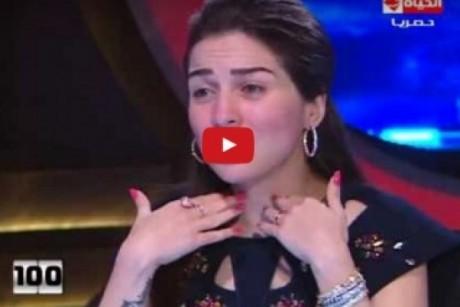 بالفيديو - مي عزّ الدين عن خطيبها السابق: نفسه قصير وأنا لست حزينة لأجله