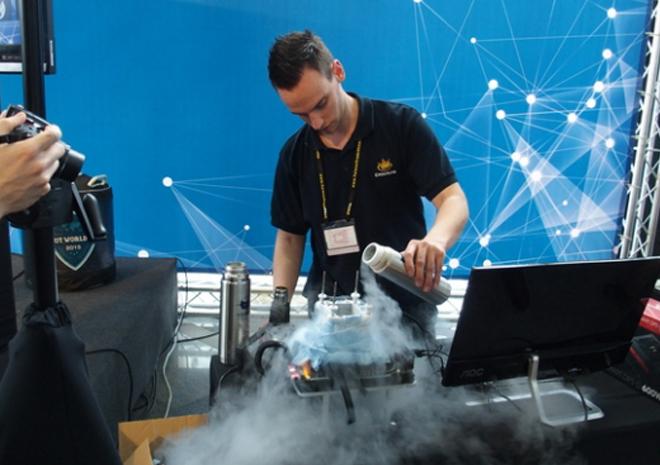 Computex16: افتتاح بطولة كسر السرعة HWBOT World Tour Asia 2016 مع i7 6950X