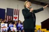 كلينتون تتوجه للطبقة العاملة من البيض عشية الانتخابات التمهيدية في كنتاكي