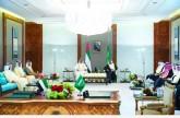 محمد بن زايد: علاقة الإمارات والسعودية الصلبة تحقق أمن واستقرار المنطقة