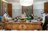 محمد بن زايد والملك سلمان يشهدان توقيع إنشاء مجلس التنسيق السعودي الإماراتي