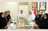 مناقشة وضع إطار استراتيجي وتنفيذي لمشروع الجينوم الإماراتي