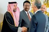 القائم بالأعمال بسفارة الدولة يلتقي الرئيس البرتغالي