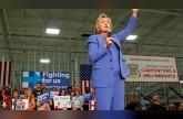 كلينتون تتوجه للطبقة العاملة البيضاء عشية انتخابات كنتاكي