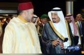 خادم الحرمين الشريفين يستقبل ملك المملكة المغربية ويستعرض معه العلاقات الأخوية بين البلدين