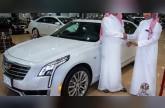 الجميح تحتفل ببيع أول كاديلاك CT6 في السعودية