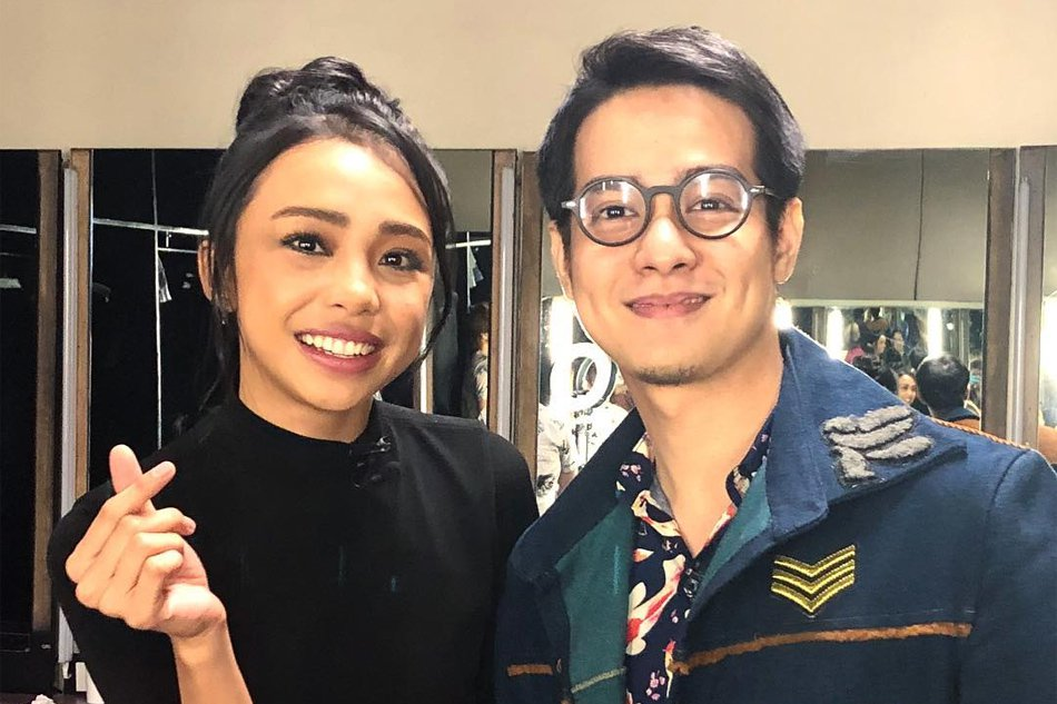 dotemirates watch what happened when maymay met hero ang