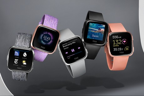Fitbits new Versa smartwatch copies the Apple Watch, but beats it in battery life