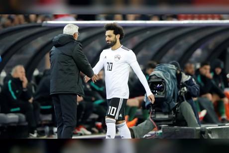 شاهد... تركي آل شيخ يعلق على تألق محمد صلاح أمام البرتغال