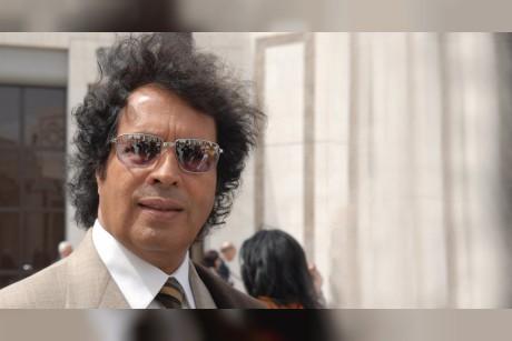 بالفيديو...قذاف الدم يدلي بتصريحات تهدد مصير ساركوزي