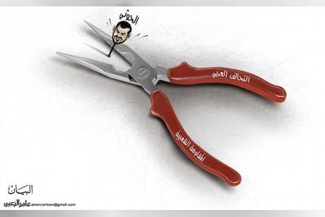 التحالف العربي.. الحوثي.. المقاومة الشعبية
