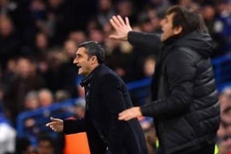 كونتي يوضح الاختلاف بين يوفنتوس وتشيلسي قبل مواجهة برشلونة