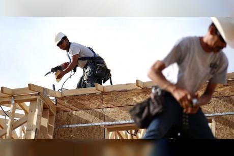 بناء المساكن الجديدة في أمريكا يهبط بأكثر من المتوقع في فبراير