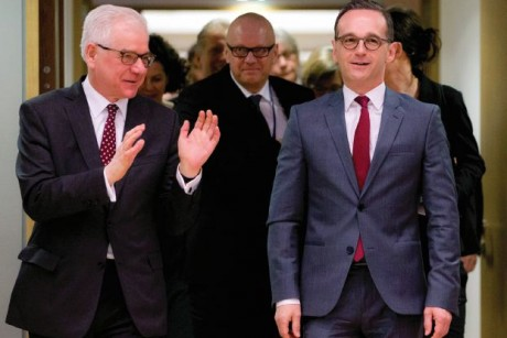انقسام أوروبي على معاقبة إيران