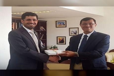التوطين الإماراتية تبحث مع الهند استكمال مشروع الربط الإلكتروني لاستقدام العمالة