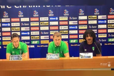 مدرب الأهلي يؤكد جاهزية اللاعبين لمواجهة الغرافة في دوري أبطال آسيا