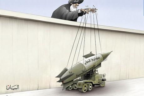 صواريخ الحوثي