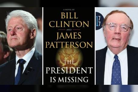 بيل كلينتون يكشف أسرار الرئاسة في رواية بوليسية مشتركة
