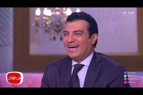 بالفيديو| إيهاب توفيق: شخبط شخابيط لنانسي عجرم كان ألبومي
