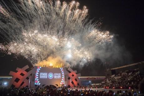 افتتاح الأولمبياد الخاص أبوظبي 2018