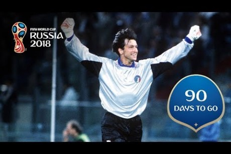 90 DAYS TO GO! Record-Breaking Zenga Stars for Italy
