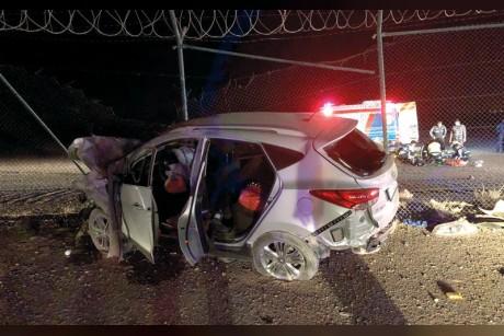 وفاة مواطن بتدهور مركبة في رأس الخيمة