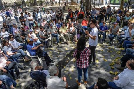 تظاهرات للمعارضة الفنزويلية: لانتخابات حرة وشفافة