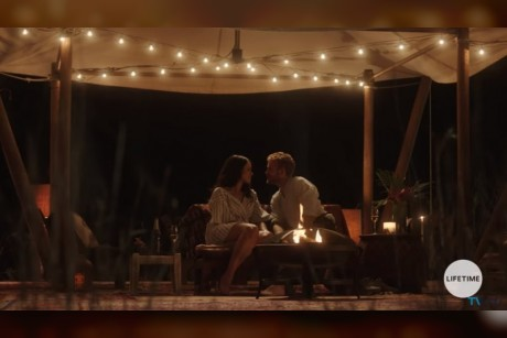 رومنسية هاري وميغان في فيلم (فيديو)