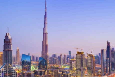 4.2 مليار تصرفات عقارات دبي في أسبوع