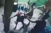 SAPUL SA CCTV: Magkapatid, kinuyog sa loob ng barangay hall