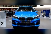 BMW الفئة الثانية أكتيف تورر وجران تورر يحصلان على وجه جديد في جنيف
