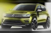 فولكس فاجن تستعد لاطلاق سيارة SUV صغيرة في الصين وأمريكا وليس في أوروبا