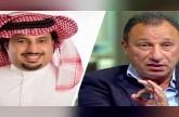 الخطيب: صفقات آل الشيخ جلبت للأهلي 800 الف دولار