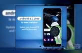 هواوي تبدأ ترقية هواتف P10 و P10Plus لنسخة أندرويد أوريو 8.0
