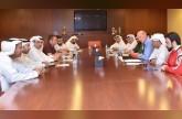 """علي حمد : تطبيق """"تقنية الفيديو"""" في الإمارات مدعاة للفخر"""