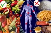 افضل الأغذية التي تعالج مرض الروماتيزم