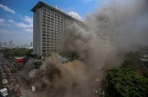 PAGCOR vows help to kin of 3 employees killed in Manila Pavilion fire