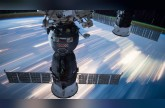 كرة مباراة افتتاح كأس العالم 2018 تصل الفضاء