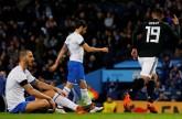 الأرجنتين تعوّض غياب ميسي في فوزها الودي على إيطاليا