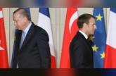 اردوغان يبدي لماكرون انزعاجه من تصريحات لا اساس لها حول عفرين