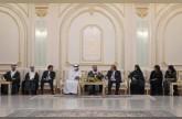 حاكم الشارقة يهدي مهرجاناً للمسرح.. لكل دولة عربية