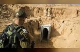 قطاع غزة: جيش الاحتلال الإسرائيلي تعلن تدمير نفق لحماس