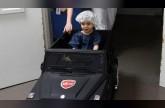 سيارات كهربائية لنقل الأطفال لغرف العمليات بمستشفى فرنسي