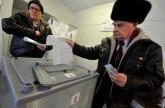 فتح مراكز الاقتراع في موسكو في الانتخابات الرئاسية الروسية