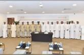 «دبي الرياضي» يمدد اتفاقية التعاون مع الشرطة