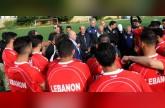 حيدر للاعبي المنتخب الوطني: لنثبت أن كرة القدم اللبنانية تطوّرت