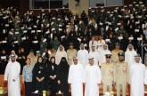 شرطة دبي تحتفي بموظفاتها الأمهات