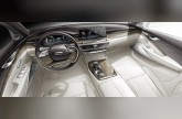 ظهور أولى الصور الداخلية لكيا K900 2019 لاثارة الجمهور