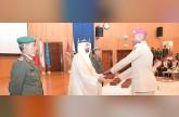 البواردي يشهد تخريج دورتي الجامعيين الـ35 والوكلاء التأهيلية بكلية زايد الثاني العسكرية